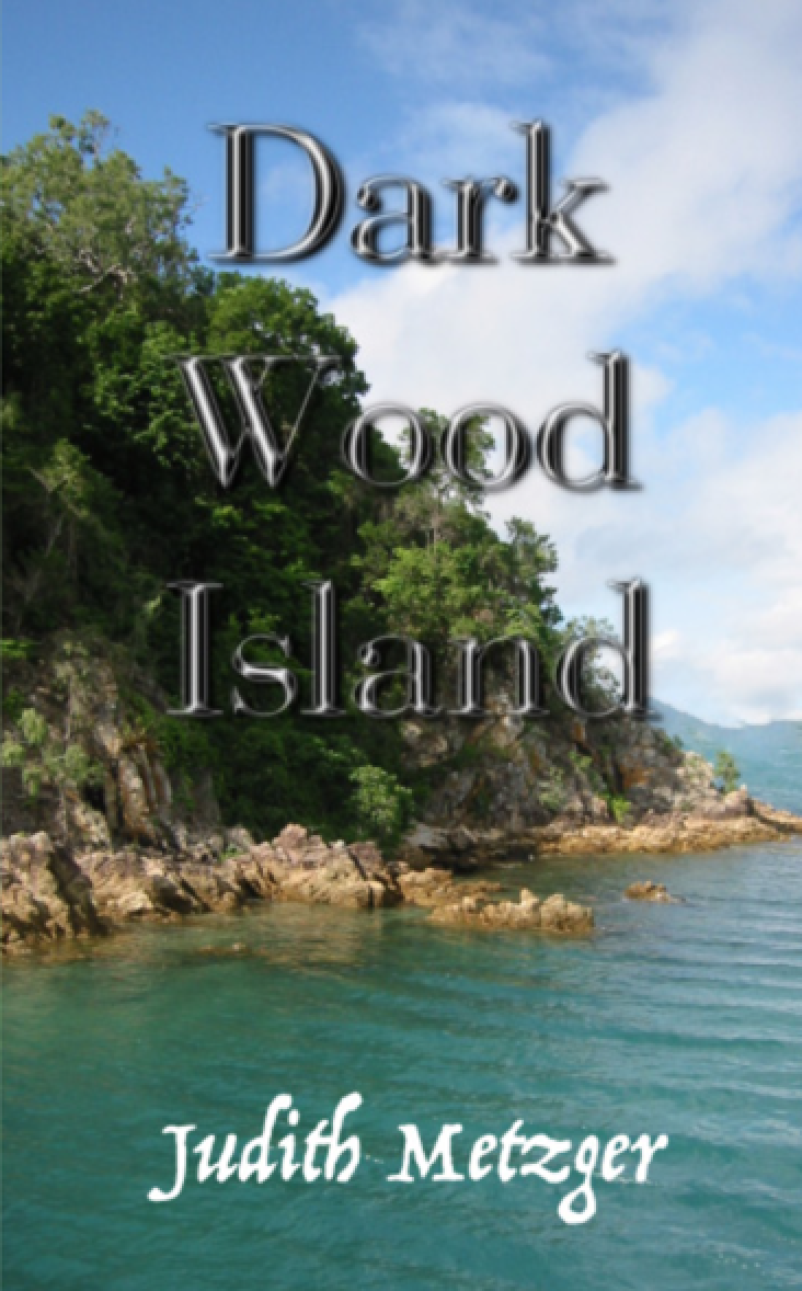 Dark Wood Island - by Judith Metzger