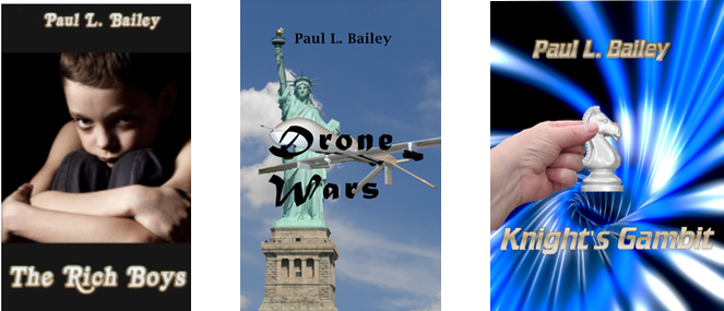 Paul Bailey Books