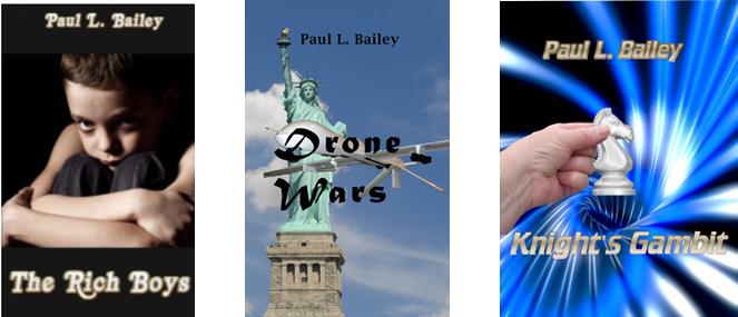 Paul Bailey Books